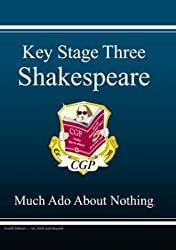 [KS3 English Shakespeare Text Guide - Much Ado About Nothing] (By: CGP Books) [published: September, 2007]