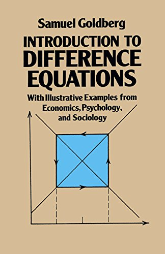 Introduction to Difference Equations (Dover Books on Mathematics)
