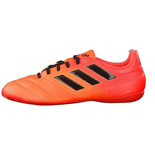 adidas Herren Ace 17.4 in Futsalschuhe Mehrfarbig (Solar Orange/core Black/solar Red)