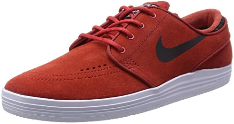 Nike Skate Shoes Lunar Lunar Lunar Stefan Janoski Cinnabar/Nero/Cinnabar, Colore: Rosso | Prezzo ottimale  | Uomini/Donna Scarpa  | Scolaro/Ragazze Scarpa  40cda2