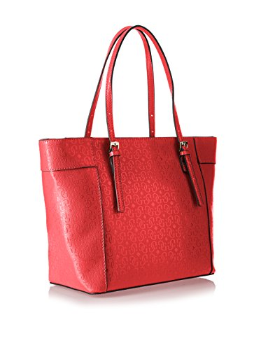 Sacs - Maroquinerie, couleur Rouge , marque GUESS, modÚle Sacs - Maroquinerie GUESS HWGE45 35220 Rouge Rouge