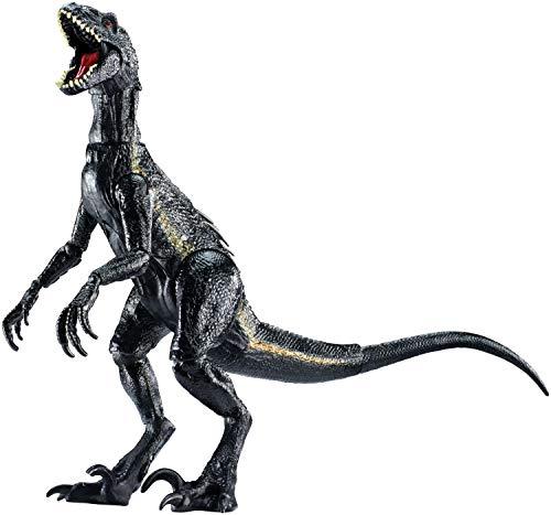 Jurassic World Dino villain, toy dinosaur (Mattel FVW27)