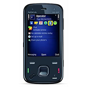Nokia N86 Unlocked Phone with 8 MP Camera, Auto Focus, Flash and Carl Zeiss Optics (Indigo)
