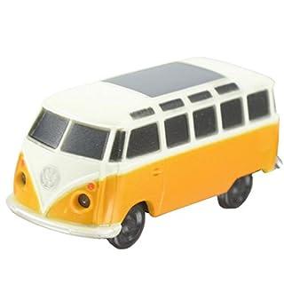 Volkswagen VW Camper Van 21962Orange LED Light Key Ring