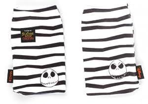 Disney Nightmare before Christmas white Jack mobile phone sock