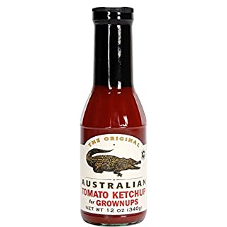 The Original Australian - Tomato Ketchup for Grownups - 355 ml