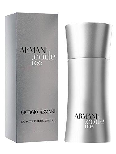 GIORGIO ARMANI Armani Code Ice EDT Vapo 50 ml, 1er Pack