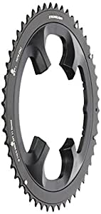 Stronglight – Corona Shimano Dura Ace 110 mm, Nero, 52, 273806