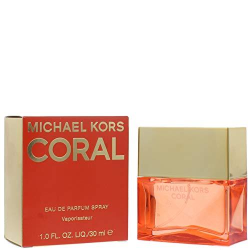 Michael Kors Coral Eau De Parfum Spray für Sie, 30ml -