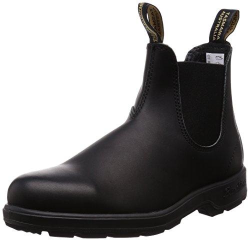 Blundstone Classic, Unisex-Erwachsene Kurzschaft Stiefel, Schwarz (Black Premium), 37 EU