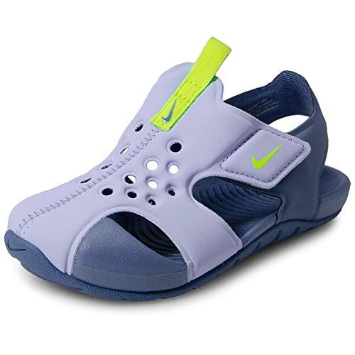 best website 50d2b 48f02 Nike Sunray Protect 2 (TD), Zapatos de Playa y Piscina Unisex niño,