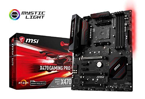 MSI X470 GAMING PRO - Placa Base Performance