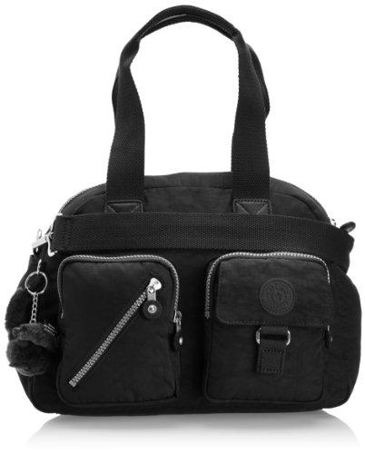 kipling-defea-bolso-de-mano-estilo-bolera-con-correa-ajustable-para-mujer-color-negro-talla-11l