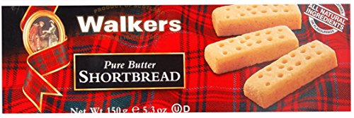 Walkers Short Bread Fingers, Butter, 150g