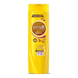 Sunsilk Nourishing Soft and Smooth Shampoo, 340ml (Rupees 30 Off)