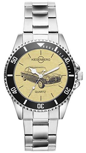 KIESENBERG Uhr - Geschenke für Borgward Isabella Oldtimer Fan 4083