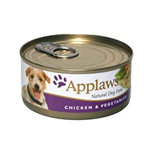 Applaws Chicken & Vegetables 156g