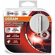 Osram 66140X nb-hcb xnb HID bombilla, juego de 2