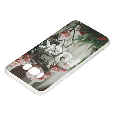 Coque Galaxy S8,Coque en Soft Silicone TPU Transparente pour Samsung Galaxy S8,Ekakashop Ultra Slim-fit Jolie Dolphins Jouer Dessin Antidérapant Coque de Protection TPU Flexible Souple Case Crystal Cl Fuck
