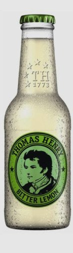 6 Flaschen a 0,2L Thomas Henry Bitter Lemon Orginal inc.0.90€ MEHRWEG Pfand