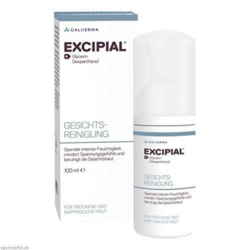EXCIPIAL Gesichts-Reinigung Schaum 100 ml Schaum