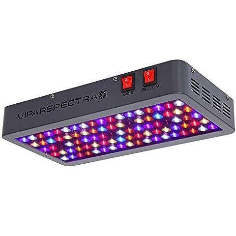 VIPARSPECTRA Reflector-Series 450W LED Grow Light Full Spectrum d'intérieur Culture Croissance dans Serre Eclairage pour Veg et Fleur plantes Lampes de croissance