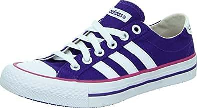 Adidas - Vlneo 3 Stripes LO W - Couleur: Violet - Pointure: 38.6