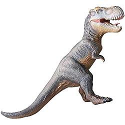 Ousdy - Figura blanda realista de dinosaurio Tiranosaurio Rex (RC16115D)
