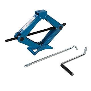 Silverline Tools 755985 Scissor Jack 1 Tonne