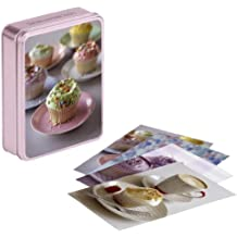 Hummingbird Bakery tinned notecards (Paperstyle Notecards in Tins)