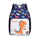 Fascino-M Borsa da Scuola per Ragazza di Dinosauro di Kawaii Zaino Borse da Scuola per Bambini
