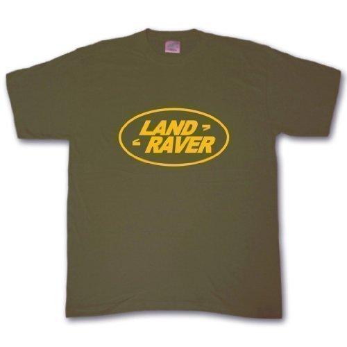 Wunderland Raver T-shirt Oliv Grün
