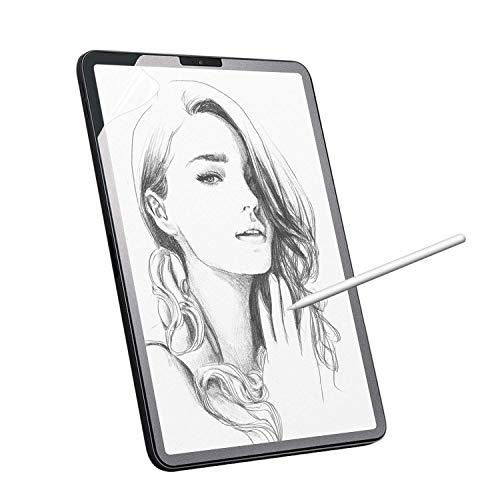 Matte Clear Anti-glare (Nillkin Schutzfolie für iPad Pro 11 Zoll, Matt Folie Displayschutzfolie wie auf Papier Schreiben, Malen und Zeichnen mit Apple Pencil Kompatibel für iPad Pro 11 Zoll)