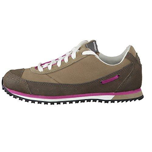 Mammut Damen Schuhe Sloper Low LTH Women Graphite-Taupe