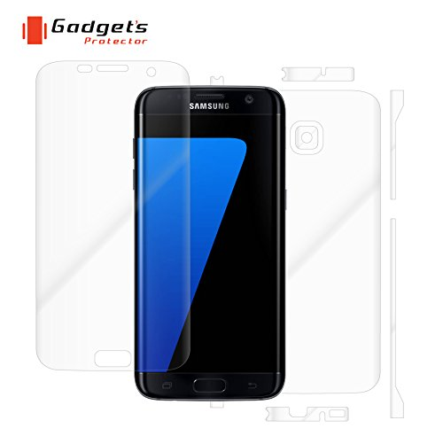 Gadgets Protector for Samsung galaxy S7 Edge / Screen guard / Total Body Protection with installation kit