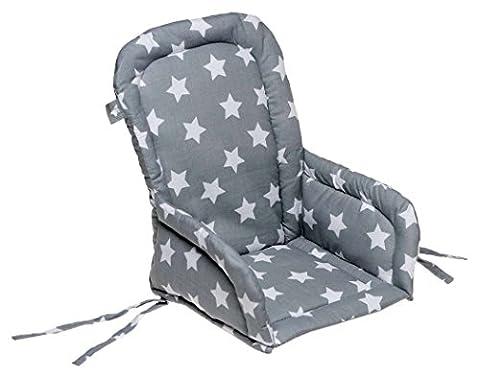 Coussin Chaise Bebe - HATON Stars Réducteur de Siège pour Chaise