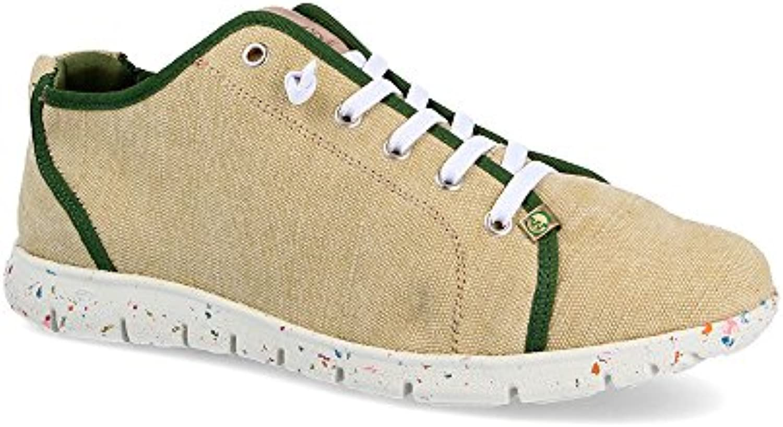 Sneaker Zapatilla Hombre Teemo Mali Palmera Peta Zeta Slowwalk