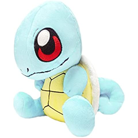 POKEMON - PELUCHE SQUIRTLE 20cm / SQUIRTLE PLUSH TOY 10