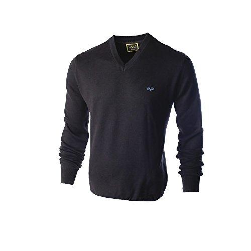 v1969-pull-homme-avec-sa-boite-cadeau-taille-ajustee-manches-longues-couleur-noir-taille-xl