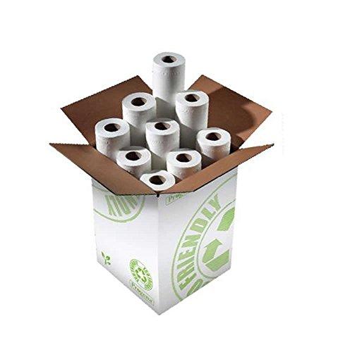 Liegenauflage/Schutzlaken, Weiß, 50,8cm, Rolle, 40m, 9 Stück
