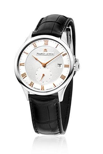 Maurice Lacroix capolavoro tradizione piccolo seconde automatico orologio, ml 158