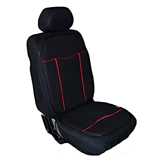 autooptimierer.de Auto-Sitzauflage Scorpion Sitzschoner mit universeller Passform - Gepolsterte Sitzauflagen Auto