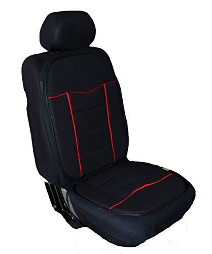 autooptimierer A1239 Autositzauflage Sitzaufleger Scorpion Schwarz Rot
