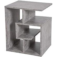 Amazon.it: tavolini da salotto moderni rovere - Grigio