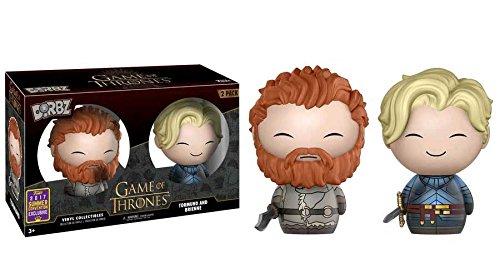 Figuras Vinyl Dorbz Game of Thrones Tormund & Brienne SDCC 2017 Exclus