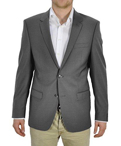 Michaelax-Fashion-Trade - Blazer - Uni - Homme Gris - Grey - Hellgrau (51)