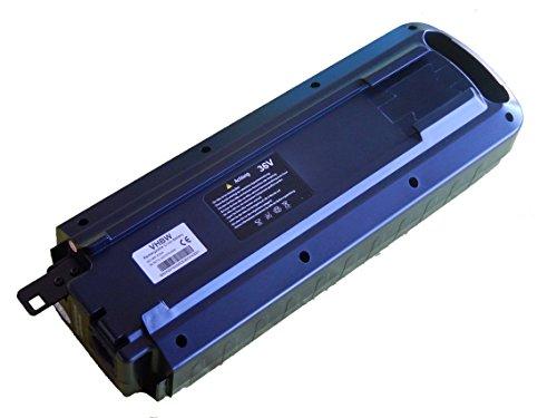 vhbw Li-Ion Akku 10400mAh (36V) für ebike Elektrofahrrad Gazelle Orange C7 Hybrid M, C8 Hybrid M