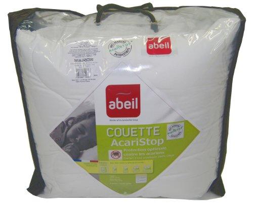 Abeil Couette Acaristop Chaude Coton 140 x 200 cm