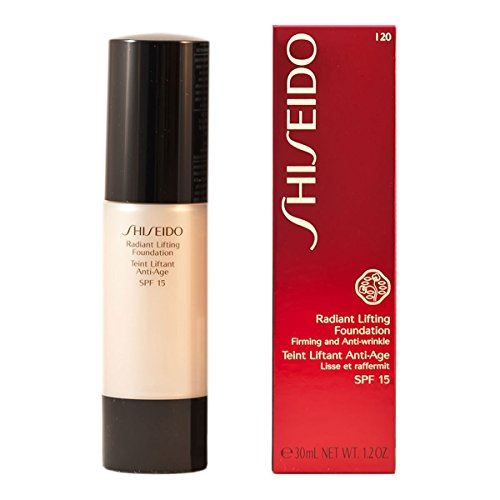 Shiseido - Fondotinta Radiant Lifting, n° I20 Natural Light Ivory, 1 pz. (1 x 30 ml)