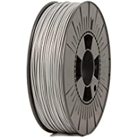 ICE Filaments PLA filament, 1.75mm, 0.75 kg, Argent (Sparkling Silver)